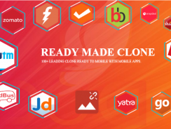 On Demand Website Clone Script – Ready made Script