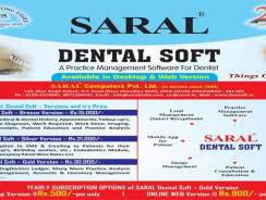 Saral Dental Software
