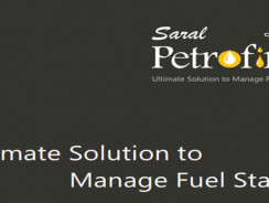 Saral Petrofin – Fuel Station Management