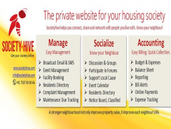 Societyhive – Apartment & Society Management