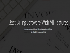 Sunrise Billing Software