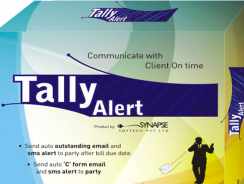 Tally Alert | Communicate with client on time.