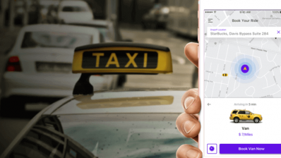List of Features for a Taxi Booking App Like Uber