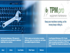 TPM Pro | Equipment Maintenance Software