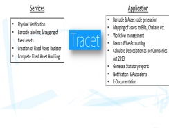 Tracet – A comprehensive Asset Tracking System