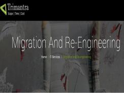 Trimantra | Software Migration