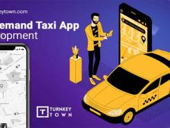 Uber for Taxi Clone Script