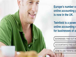 Twinfield Online Accounting Solution