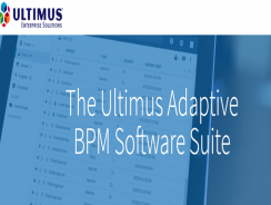 Ultimus BPM Suite | BPM Software