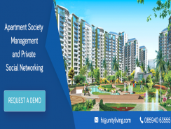 Unity Living – Apartment & Society