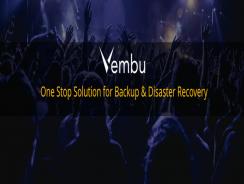 Vembu BDR Suite v3.7.0
