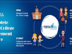 VidyaWell School ERP