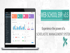 Web School – School Management System