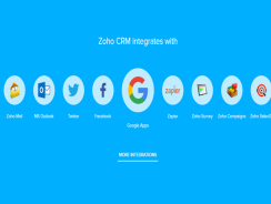 Zoho CRM | Sales & Marketing